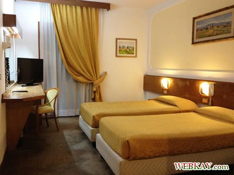 ホテル デルタ フローレンス 情報 Hotel Delta Florence カレンツァーノ(Calenzano) イタリア旅行 口コミ&感想