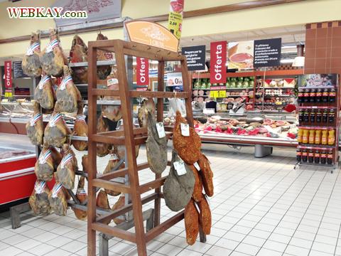 カルフール Carrefour カレンツァーノ(Calenzano) イタリア旅行 口コミ&感想