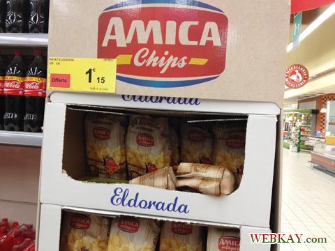 AMICA カルフール Carrefour カレンツァーノ(Calenzano) イタリア旅行 口コミ&感想