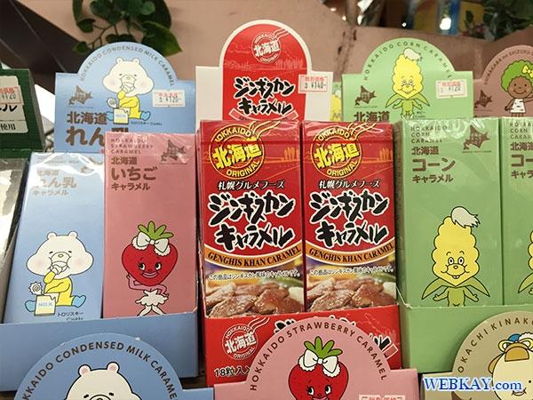 お菓子 車旅 道の駅 音更 北海道 hokkaido otofuke roadtrip