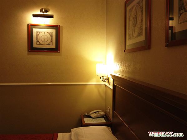 ホテル Cristoforo Colombo Hotel クリストフォーロ コロンボ イタリア旅行