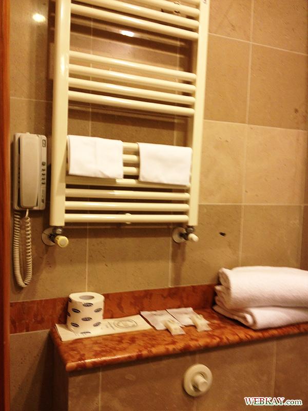 ホテル クリストフォーロ コロンボ 感想 Cristoforo Colombo Hotel イタリア旅行