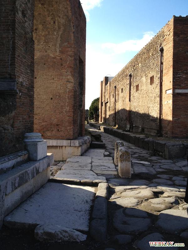 Pompeii 世界遺産 オプショナルツアー 観光 イタリア周遊 旅行