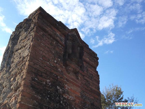 売春屋 ポンペイ Pompeii 世界遺産 italy