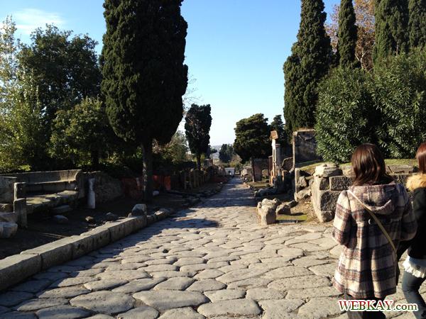 ポンペイ Pompeii 世界遺産 italy