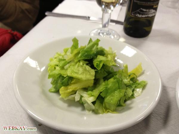 サラダ ランチ 食事 食べログ オプショナルツアー参加 ポンペイ Pompeii 一日観光