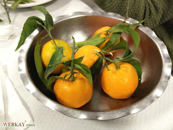 みかん オレンジ ランチ 食事 食べログ オプショナルツアー参加 ポンペイ Pompeii 一日観光