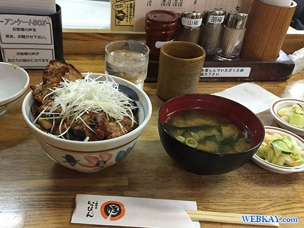 十勝豚丼 いっぴん 帯広本店 食べログ