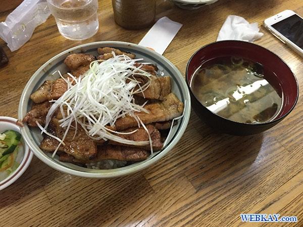 特盛豚丼 十勝豚丼 いっぴん 帯広本店 食べログ