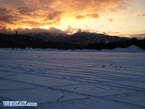 尾瀬岩鞍 群馬 スキー場 スノーボード snowboarding japan