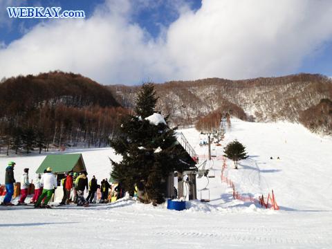 尾瀬岩倉 群馬 スキー場 スノーボード snowboarding japan