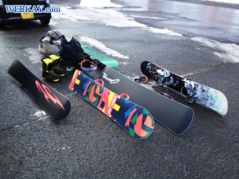 尾瀬岩鞍 おぜいわくら 群馬 スキー場 スノーボード snowboarding japan