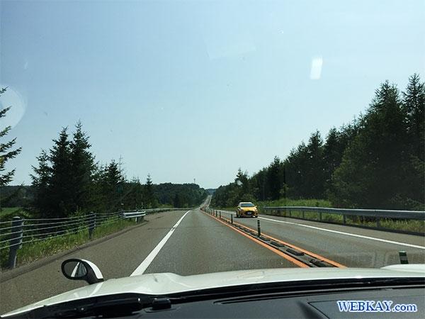 hokkaido 北海道 道東自動車道 ドライブ