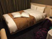 部屋の大きさ ドーミーイン北見 dormy inn kitami ホテル 宿泊 北見 乾燥機 部屋写真 口コミ 利用した感想
