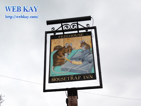 The Mousetrap Inn (Bourton on the Water, Gloucestershire)