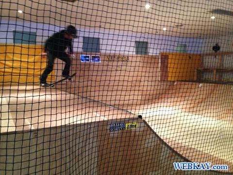 スケートランプ,スケボー,skateboarding,kawaba,川場,川場スキー場,かわば