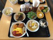 朝食 breakfast dormy inn kitami ホテル 宿泊 北見 口コミ 食べログ