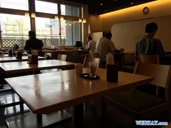 食堂 席 テーブル 朝食 breakfast dormy inn kitami ホテル 宿泊 北見 口コミ 食べログ