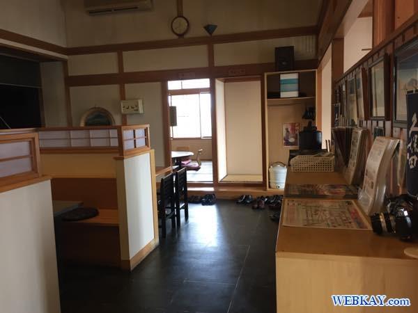 テーブル席と座敷 しれとこ里味(さとみ)食べログ 北海道知床 shiretoko satomi