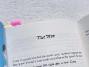 洋書「Wonder(ワンダー)」を読む。Part 4. Jack - The War★単語と表現勉強メモ