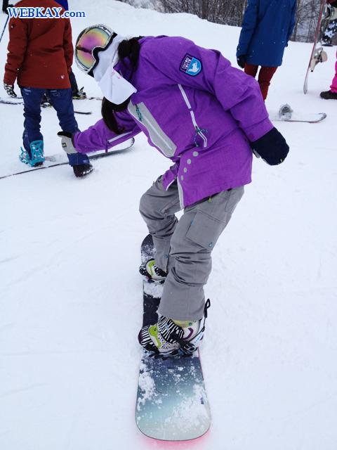 白馬岩岳スノーフィールド スノーボード スキー場