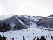 白馬五竜スキー場 スノーボード