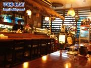 沖縄、久米島の民謡居酒屋「十六夜(いざゆい)」 店内