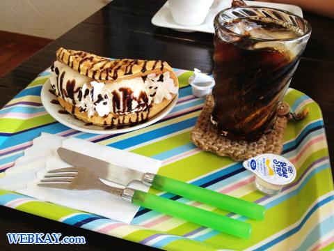 ちぃとぅ処 福屋 久米島 食べログ 口コミ クッキー ケーキ コーヒー