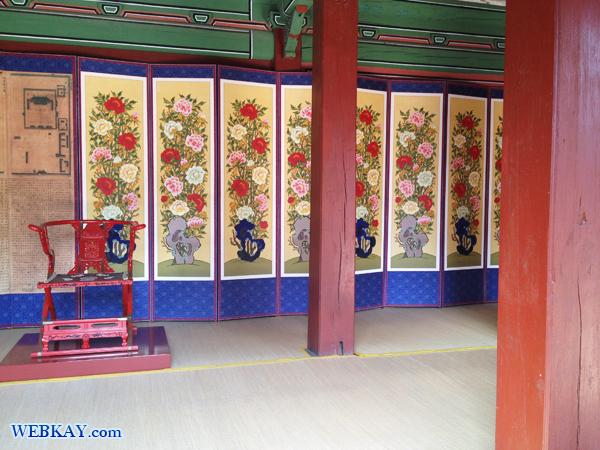 용교의(龍交椅) 종묘(チョンミョ) 宗廟(そうびょう) 世界遺産