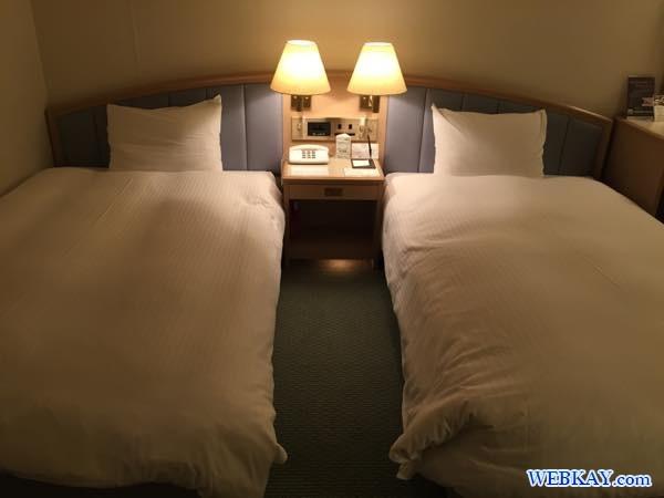 ツインベッド 部屋 ルーム サッポロガーデンパレス ホテル札幌ガーデンパレス 北海道 札幌 ホテル 宿泊 口コミ 利用レビュー