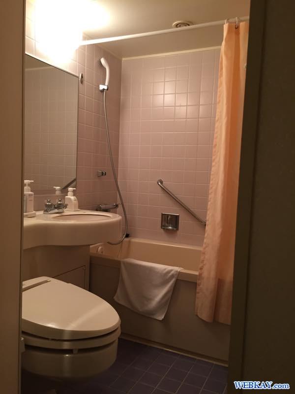 お風呂 シャワー室 トイレ サッポロガーデンパレス ホテル札幌ガーデンパレス 北海道 札幌 ホテル 宿泊 口コミ 利用レビュー