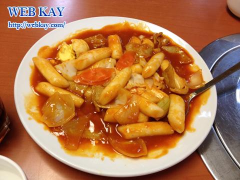サイパン ススペ 大長今(テジャンクン) 韓国料理