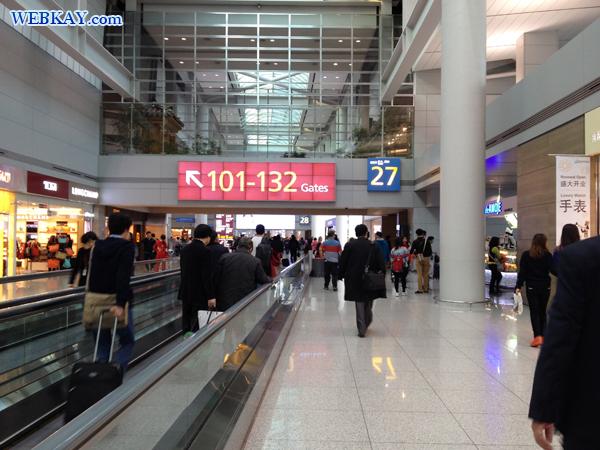 アシアナ航空 ASIANA AIRLINES  仁川国際空港