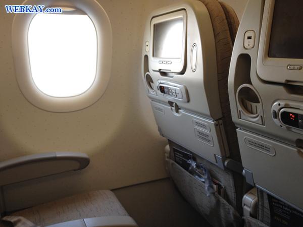 座席 アシアナ航空 ASIANA AIRLINES 仁川国際空港