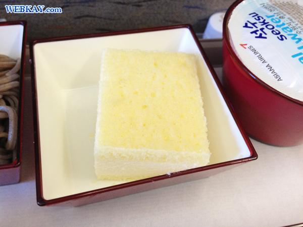 機内食 アシアナ航空 ASIANA AIRLINES  仁川国際空港 成田