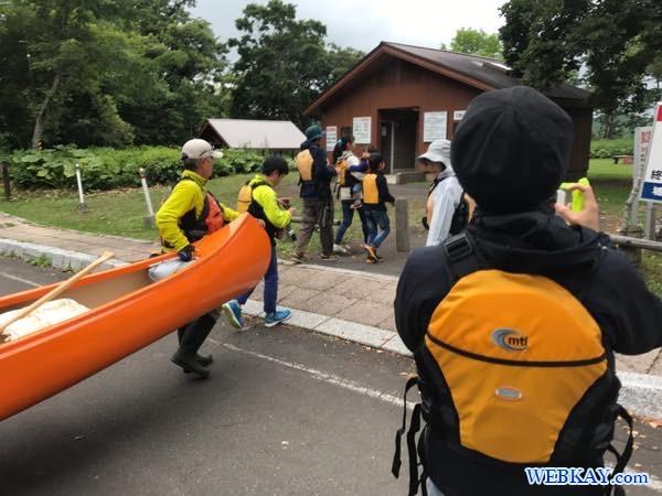 カヌーショップヒライワ hiraiwa canoe 釧路湿原 カヌー Kushiro Marsh canoe