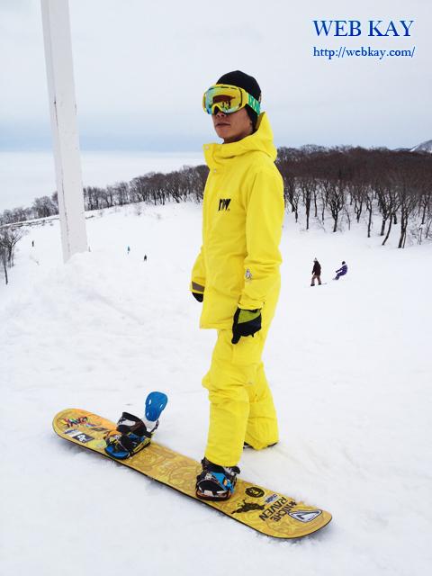夏油高原スキー場 スノーボード mash