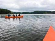 塘路湖 torou lake カヌーツアー 釧路湿原 カヌー Kushiro Marsh canoe