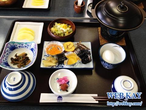 田沢高原ホテル たざわ湖 年末 食事 朝食