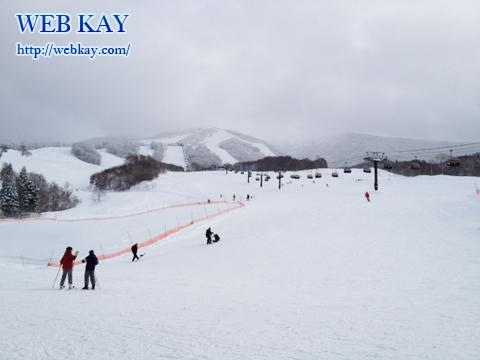 田沢湖スキー場 たざわ湖スキー場 IRISゲレンデ スノーボード