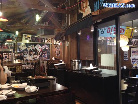 ソウル本家 新大久保 韓国料理 焼肉 食べログ 店内雰囲気