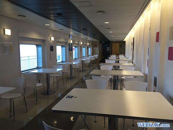 八戸港~苫小牧の船旅 シルバーフェリーで行く北海道 車中泊の旅 2015年