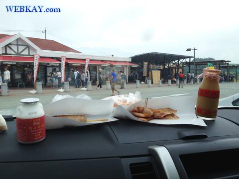 八ヶ岳(やつがたけ)SA(サービスエリア)下り線 朝食