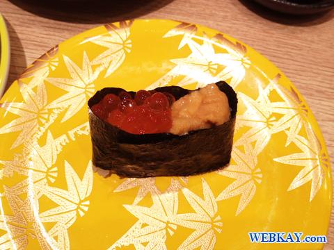 いくら うに 寿司 廻転寿司 三国港 福井県 越前三国港 たけ庄 japan sushi