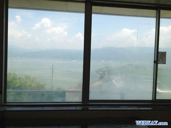 ハイウェイ温泉諏訪湖 中央自動車道 諏訪湖SA 上り Hot spring Onsen suwako Service Area Highway