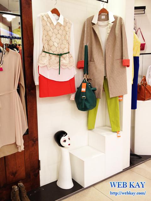 東大門市場 ショッピングモール ファッション doota!、ミリオレ、hello apM