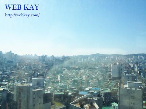 韓国 ソウル 景色