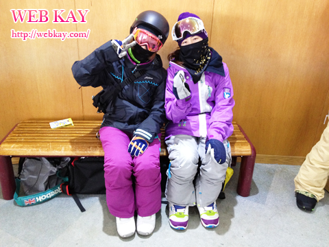 猪苗代ミネロスキー場 福島 スノーボード 2013 3月