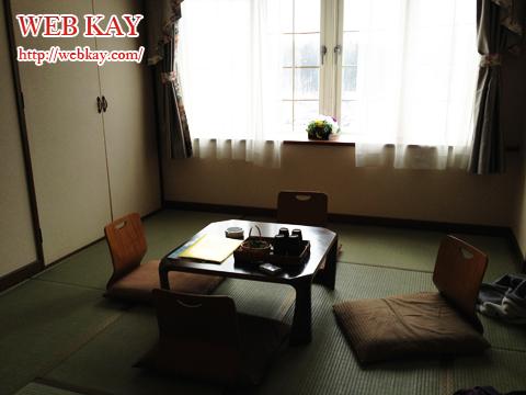 コルチナ グリーンプラザ白馬 スタンダードルーム 和室