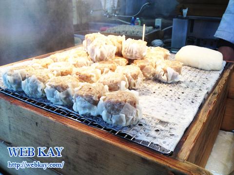 中井PA パーキングエリア ドライブ 旅行 食べログ 横浜中華街 黒豚焼